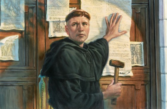 Martin luther 95th thesis steps how to write an essay