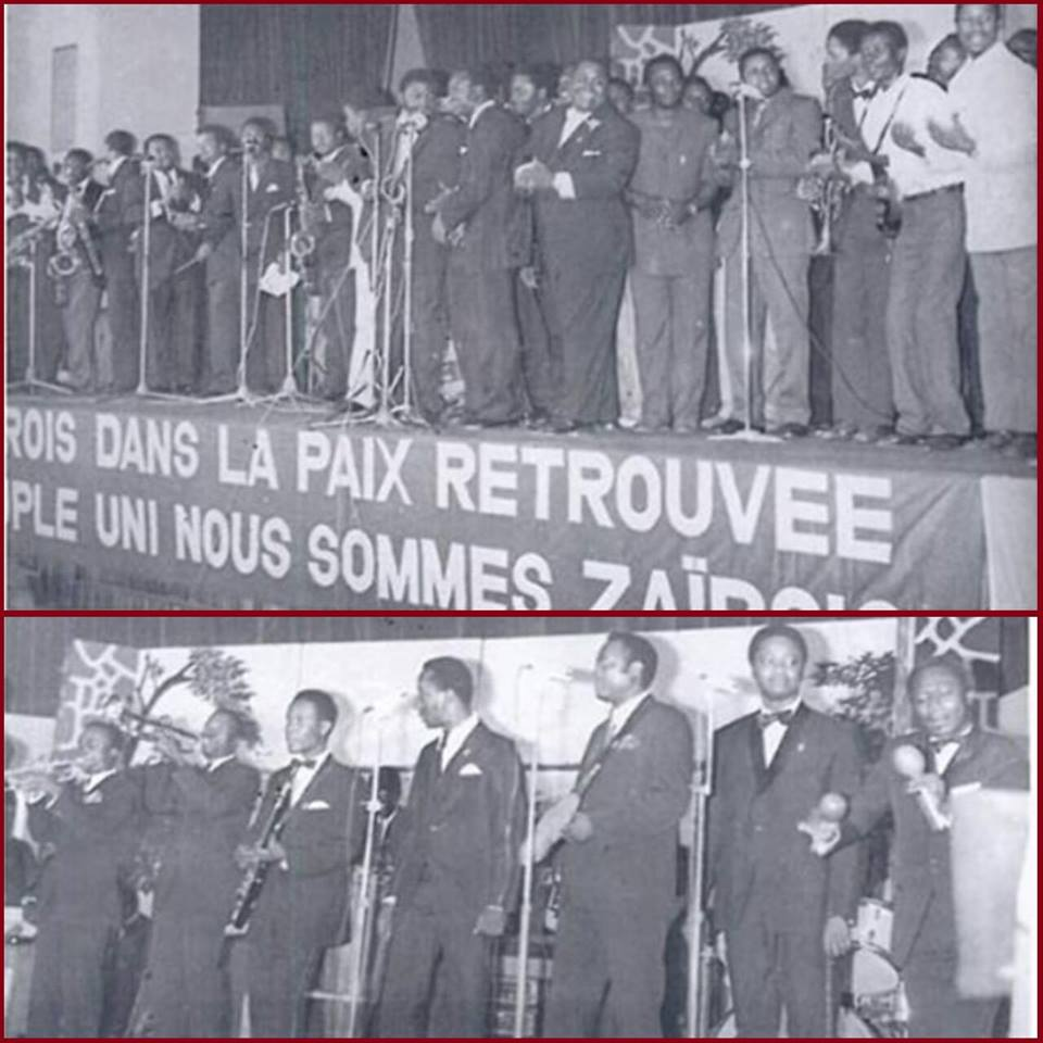 LA ZAIROISE TÉLÉCHARGER HYMNE NATIONAL